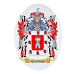 Castelein Ornament (Oval)