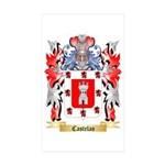 Castelao Sticker (Rectangle 10 pk)