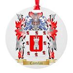 Castelan Round Ornament