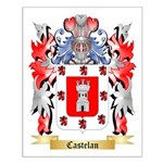 Castelan Small Poster