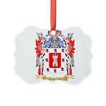 Castelan Picture Ornament