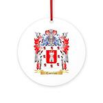 Castelan Ornament (Round)