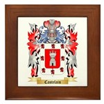 Castelain Framed Tile