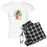 Castel Women's Light Pajamas