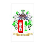 Castel Sticker (Rectangle)