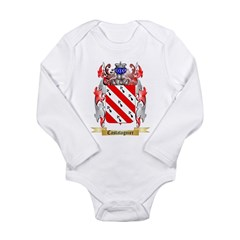 Castatagnier Long Sleeve Infant Bodysuit