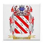 Castatagnier Tile Coaster