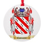 Castanyer Round Ornament
