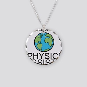 Worlds Greatest Physician Assistant Necklace