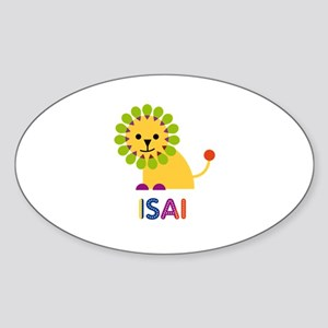 Isai Loves Lions Sticker