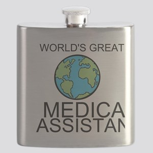 Worlds Greatest Medical Assistant Flask
