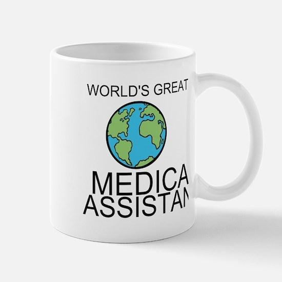 Worlds Greatest Medical Assistant Mug