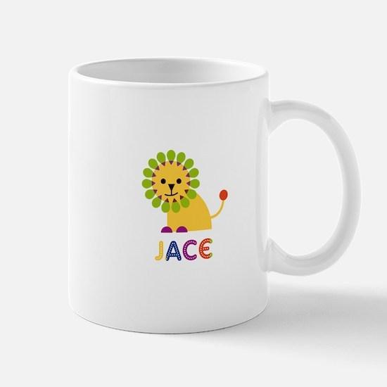 Jace Loves Lions Mug
