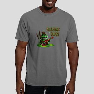 Bullfrog Blues Mens Comfort Colors Shirt