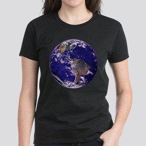 EARTH Women's Dark T-Shirt