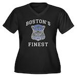 Boston's Finest Plus Size T-Shirt