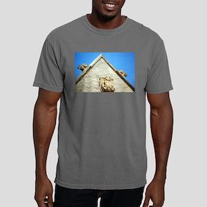 Abbey building Mens Comfort Colors Shirt