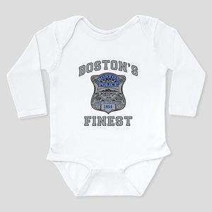 Boston's Finest Body Suit