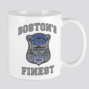 Boston's Finest Mugs
