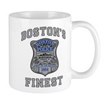 Boston's Finest Mugs