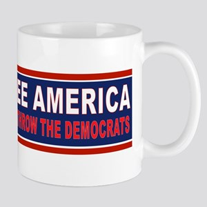 FREE AMERICA Mug