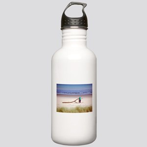 beach adventures Stainless Water Bottle 1.0L