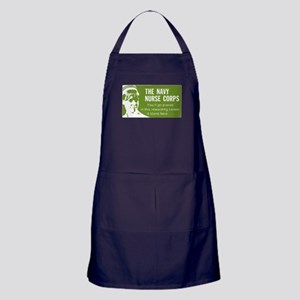 Navy Nurse 1969 Apron (dark)