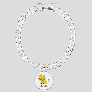 Jaime Loves Lions Bracelet