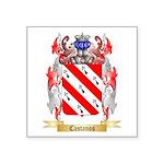 Castanos Square Sticker 3