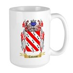 Castanos Large Mug