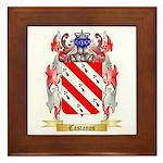 Castanos Framed Tile
