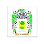 Castanon Square Sticker 3