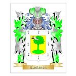 Castanon Small Poster