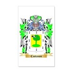 Castanon 35x21 Wall Decal