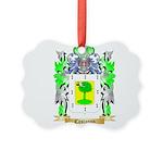 Castanon Picture Ornament