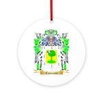 Castanon Ornament (Round)