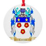 Castano Round Ornament