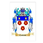 Castano Postcards (Package of 8)