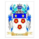 Castano Small Poster