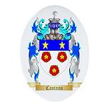 Castano Ornament (Oval)