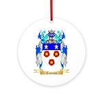 Castano Ornament (Round)