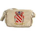 Castanie Messenger Bag