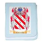 Castaneda baby blanket