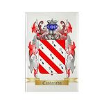 Castaneda Rectangle Magnet (10 pack)