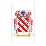 Castaneda Sticker (Rectangle)