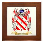 Castaneda Framed Tile
