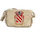 Castane Messenger Bag