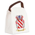 Castane Canvas Lunch Bag