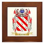 Castane Framed Tile