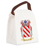 Castan Canvas Lunch Bag